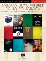 Andrew Lloyd Webber Piano Songbook
