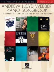 Andrew Lloyd Webber Piano Songbook: The Phillip Keveren Series