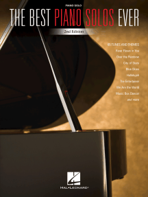The Best Piano Solos Ever - 2nd Edition