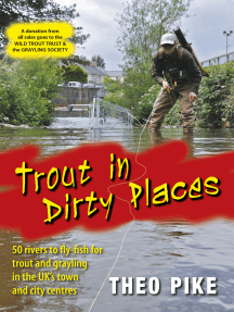 Trout in Dirty Places: 50 rivers to fly-fish for trout and grayling in the UK's towns and city centres