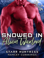Snowed in with the Alien Warlord