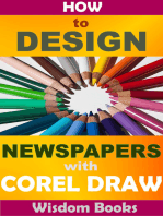 How To Design Newspapers With Corel Draw