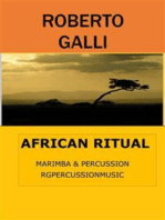 African Ritual: Percussion duet