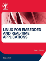 Linux for Embedded and Real-time Applications