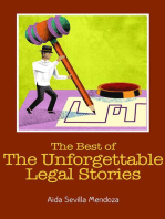 The Best of The Unforgettable Legal Stories