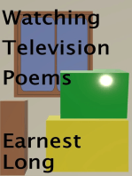 Watching Television Poems