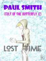 Lost Time (Cult of the Butterfly 12)