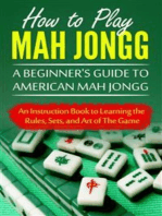 How to Play Mah Jongg
