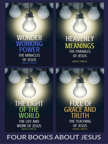 Four Books About Jesus