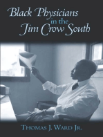 Black Physicians in the Jim Crow South