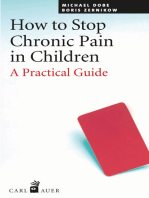 How to Stop Chronic Pain in Children