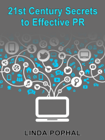 21st Century Secrets to Effective PR