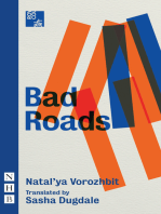 Bad Roads (NHB Modern Plays)