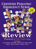 Certified Pediatric Emergency Nurse Review