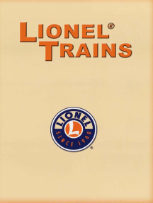 Lionel Trains: A Pictorial History of Trains and Their Collectors