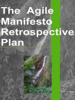 The Agile Manifesto Retrospective Plan