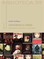 Historian's creed