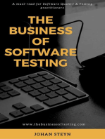 The Business of Software Testing