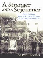 A Stranger and a Sojourner