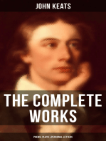 The Complete Works of John Keats