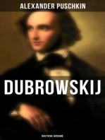Dubrowskij (Deutsche Ausgabe)