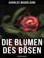Die Blumen des Bösen (Deutsche Ausgabe)