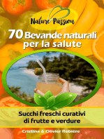 70 Bevande naturali per la salute