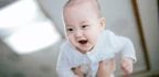 The Connected Vocabularies of Six-Month-Olds