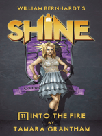Into the Fire (William Bernhardt's Shine Series Book 11)