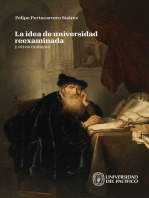 La idea de universidad reexaminada y otros ensayos