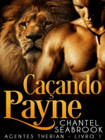 Caçando Payne - Agentes Therian Livro 1