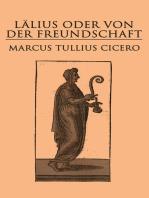 Lälius oder von der Freundschaft