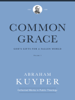 Common Grace (Volume 1)
