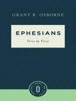 Ephesians Verse by Verse