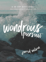 Wondrous Pursuit
