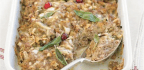 Monica Potter's Sage and Sausage Stuffing