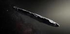 An Interstellar Tourist Barrels Through the Solar System
