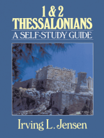 First & Second Thessalonians- Jensen Bible Self Study Guide