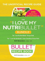 The I Love My NutriBullet Bundle