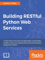Building RESTful Python Web Services