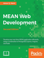 MEAN Web Development - Second Edition