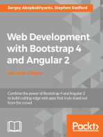 Web Development with Bootstrap 4 and Angular 2 - Second Edition