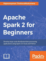 Apache Spark 2 for Beginners