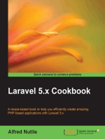 Laravel 5.x Cookbook
