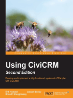 Using CiviCRM - Second Edition