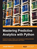 Mastering Predictive Analytics with Python