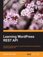 Learning WordPress REST API