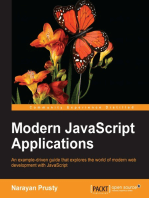 Modern JavaScript Applications