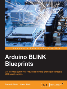 Arduino BLINK Blueprints