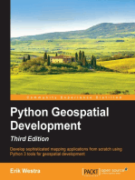 Python Geospatial Development - Third Edition